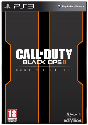 CoD 9 Black Ops 2 PS-3 UK Hardended Call of Duty