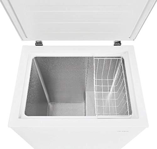 Frigidaire FFFC05M2UW Freezer with 5 cu. ft. Capacity, White Door,...