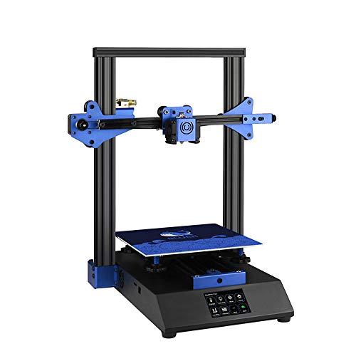 SMGPYDZYP 3D Printer, High-Precision Large-Size Quasi-Industrial Home 3D Printer, Desktop Fdm Maker Education Diy Copier, 3D Extruder