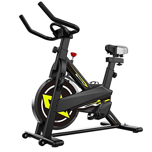 Bicicleta de ejercicios de resistencia magnética vertical - APLICACIÓN de estabilidad para...