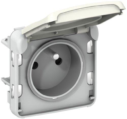 Legrand LEG69951 Prise de courant avec terre avec volet de protection à...