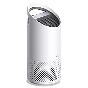 Leitz TruSens Z-1000 HEPA Air Purifier with Dual Airflow Technology for Allergies, Dust, Odours and Smoke, Ideal Home Air Purifier Distributing Cleaner Air