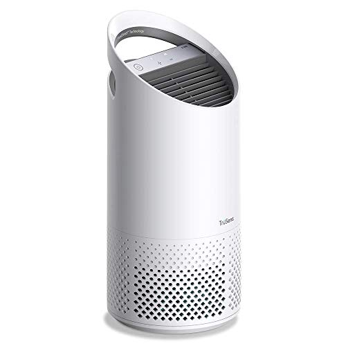 Leitz TruSens Z-1000 HEPA Luftreiniger mit doppelter Luftstromtechnologie für Allergene, Gerüche und Schadstoffe, für gereinigte Raumluft, Kleine Räume bis 23m²
