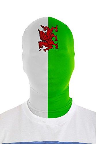 Morphsuits Galles Drapeau Morph Masque (Taille Unique)