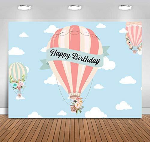 hot air balloon birthday - 4