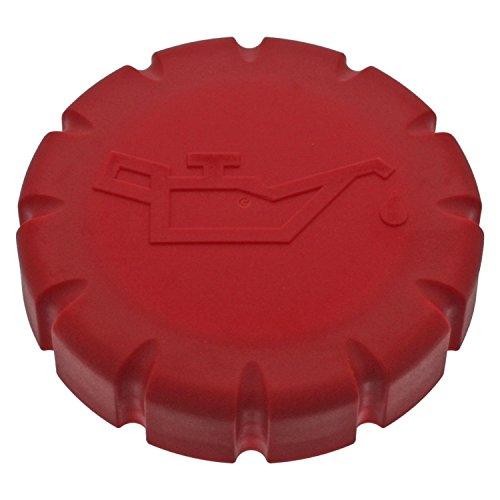 Febi Bilstein 44431 Olievuldeksel voor aparte motorolie vulopening in koelvloeimiddelcompensatietank, 1 stuk