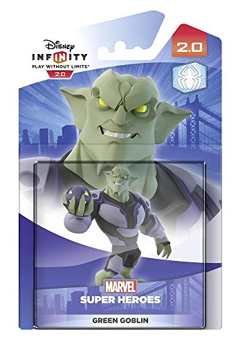 Figurine 'Disney Infinity 2.0' - Marvel Super Heroes : Green Goblin