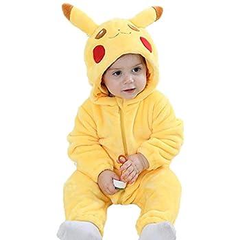 OKPUZEE Unisex Baby Onesie Animal Outfit Suit Girl Boy Costume Romper