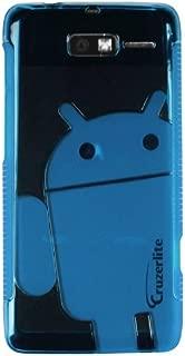 Razr M Case, Cruzerlite Androidified A2 TPU Case Compatible for Motorola Razr M - Teal