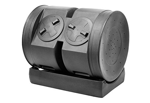 Good Ideas CW-2X12 Senior Wizard Dual Tumbler Compost Bin