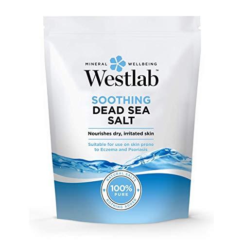 Westlab Dead Sea bath salt, 1er Pack (1 x 5 kg)