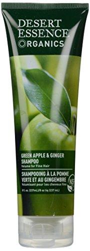 Desert Essence Haarverdichtungs-Shampoo, grüner Apfel und Ingwer, 236 ml