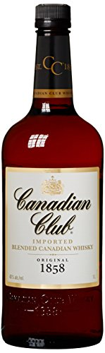 Canadian Club Blended Canadian Whisky (1 x 1 l)