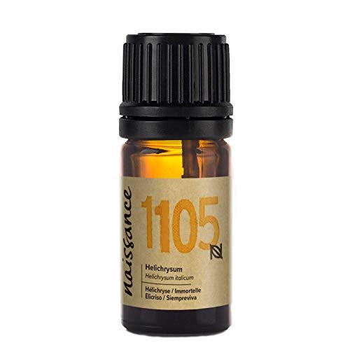 Naissance Olio di Elicriso (Immortelle) - Olio Essenziale Puro al 100% - 5ml