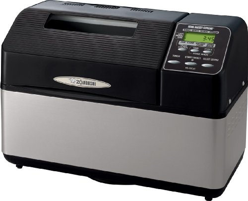 Zojirushi BB-CEC20 Home Bakery Supreme 2-Pound-Loaf...