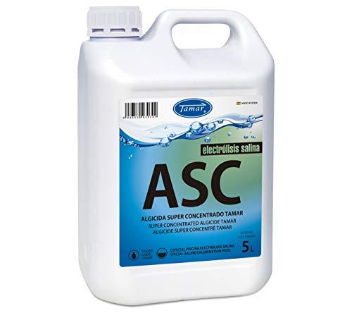 Tamar Algicida Concentrado Especial Cloración Salina 5 litros