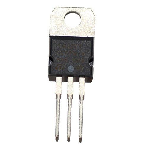 Spanningsregelaar L7805 L7805 CV LM7805 5 V 1,5 A behuizing TO220 (10 stuks)