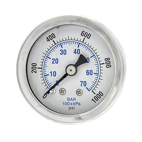 1000 psi gauge - 2