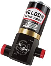 Weldon Racing 2345-A Flow Fuel Pump (-12 Inlet and -10 Outlet)