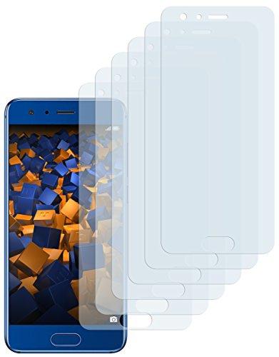 mumbi Schutzfolie kompatibel mit Huawei Honor 9 Folie klar, Bildschirmschutzfolie (6X)