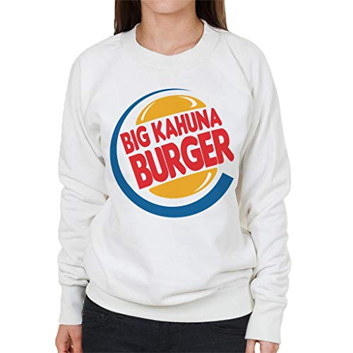 Cloud City 7 Pulp Fiction Big Kahuna Burger Women's Sweatshirt