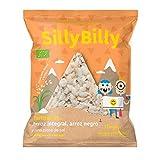 Tortitas ECO de arroz integral y arroz negro SillyBilly Bolsita de 30g