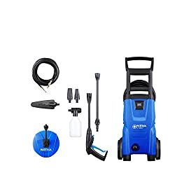 New compact, high-pressure washer with a powerful 1500W motor and 125 bar ​Higher pressure and increased water flow (460L/h) to give you the best performance of all compact cleaning machines Comes with a hose hook for tidy storage of the hose which, ...