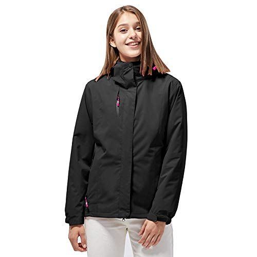 Waterdichte jas outdoor sport skipak fleece softshell wandeljas heren dames winter warme mantel