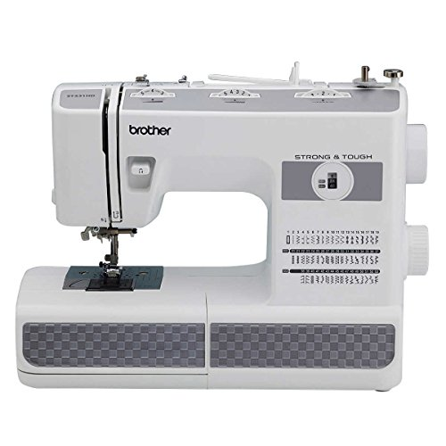 Brother Sewing R6-EHKE-WUNQ Brother St531hd Strong and Tough Sewing Machine with 53 Stitches,