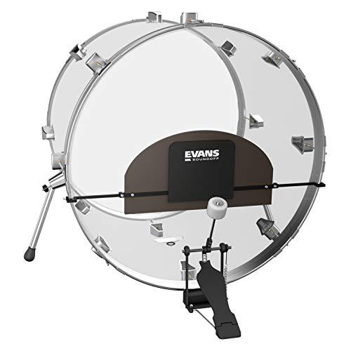 Evans HQ SOBASS Bass Mute 45,72 cm Durchmesser (18 Zoll - 26 Zoll)
