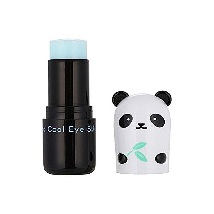 地上で不屈飛び込むトニーモリーパンダの夢のようにクールアイスティック9ミリリットル x4 - Tony Moly Panda's Dream So Cool Eye Stick 9Ml (Pack of 4) [並行輸入品]