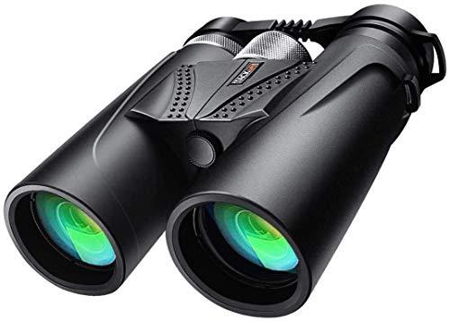 Fernglas 10x42 Tragbare Kompakte Ferngläser mit BAK4 FMC Grün Linse Tragetasche und Smartphone Adapter für Reisen Vogelbeobachtung Wandern Jagd Sightseeing - Tacklife MBC02