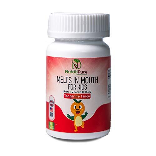 Kids Chewable Iron Supplement (Ferronyl®/Carbonyl Iron 9 mg...