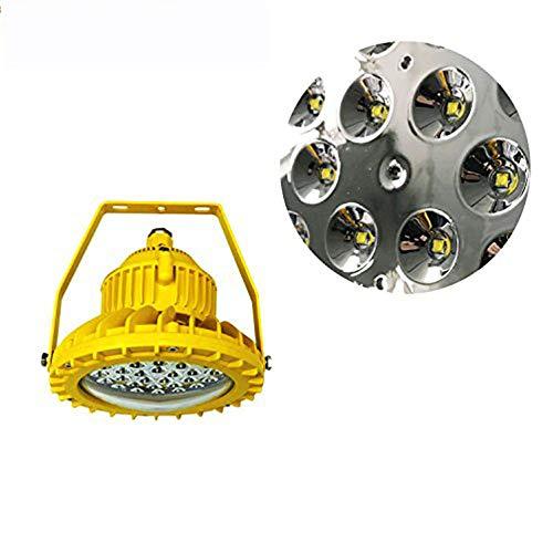 Lámpara antideflagrante led de 20w, Exdemb II CT6, grado anticorrosión WF2, flujo luminoso> 110Lm / w IP66 ATEX LED lámpara de gasolina a prueba de agua (20)