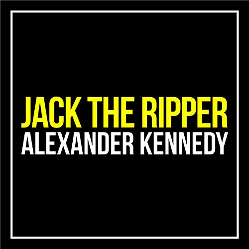 Jack the Ripper cover art