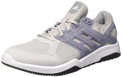adidas Herren Duramo 8 Trainer M Laufschuhe, Mehrfarbig (Grey Two F17/mid Grey S14/ftwr White), 45 1/3 EU