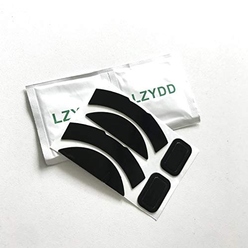 Mouse Skates Pads Mouse Feet for Razer DeathAdder Elite (2 sets of replacement feet)