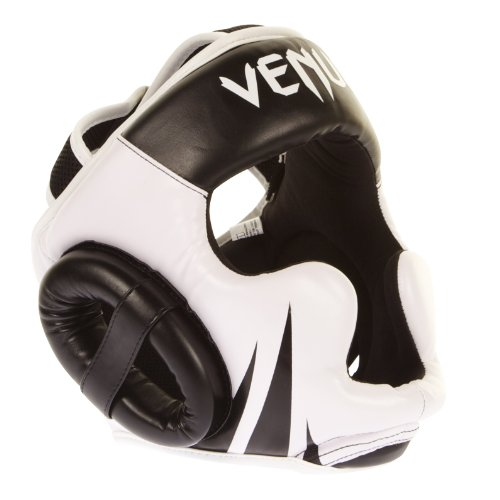 Venum Unisex Challenger Helme , Black/Ice,Einheitsgröße EU