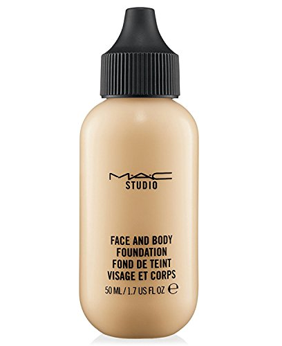 Mac Mac Studio Face And Body Foundation N2 50Ml - 50 ml