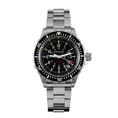 Marathon WW194007Tsar Swiss Made Military Issue Milspec Diver orologio al...