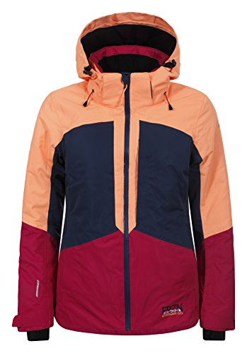 Ice Peak Kate Damen Skijacke M blau