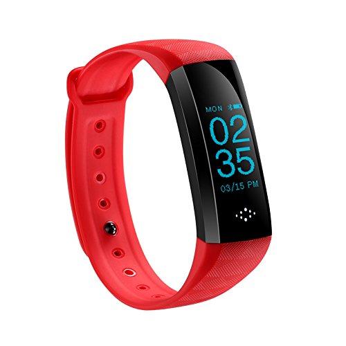 WEARFIT Fitness Tracker Bluetooth Smart Watch Heart Rate...