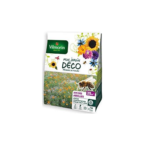 Vilmorin - Sachet graines Mélange de fleurs Ami des Abeilles 25m2