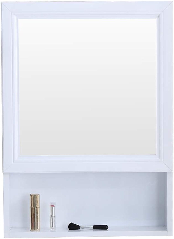 Wall Bathroom Storage Cabinet, Medicine Cabinet, Single ...