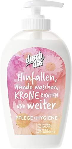 Duschdas Flüssigseife Pflege & Hygiene, 6er Pack (6 x 250 ml)