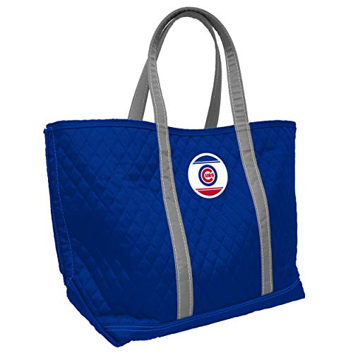 logobrands MLB Chicago Cubs Unisex Merit Sporting Tote, Blue, One Size