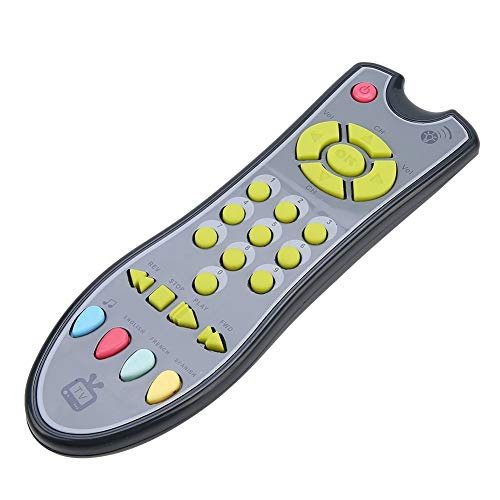 Learn More About Baby Music Remote Control Toy, Baby Music TV Remote Control Electric Numbers Learni...