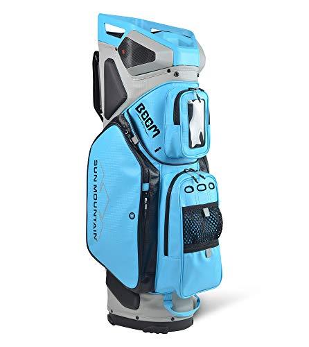Sun Mountain 2021 Boom Bag 14-Way Golf Cart Bag