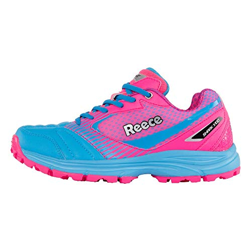 Reece Hockey Shark Hockey Schuh - PINK-LIGHT BLUE, Größe #:8