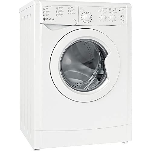 EcoTime IWC81251WUKN 8kg Load, 1200 Spin Washing Machine - White